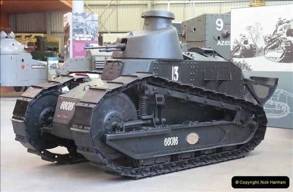 2013-05-16 The Tank Museum at Bovington, Wareham, Dorset.  (235)235