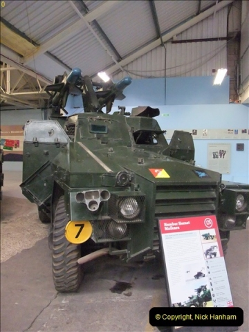 2013-05-16 The Tank Museum at Bovington, Wareham, Dorset.  (242)242