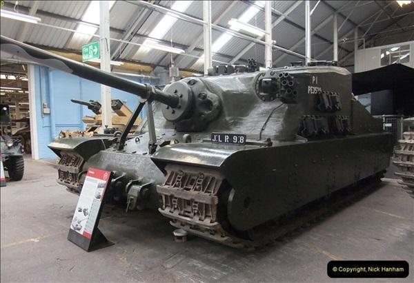 2013-05-16 The Tank Museum at Bovington, Wareham, Dorset.  (250)250