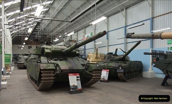 2013-05-16 The Tank Museum at Bovington, Wareham, Dorset.  (269)269