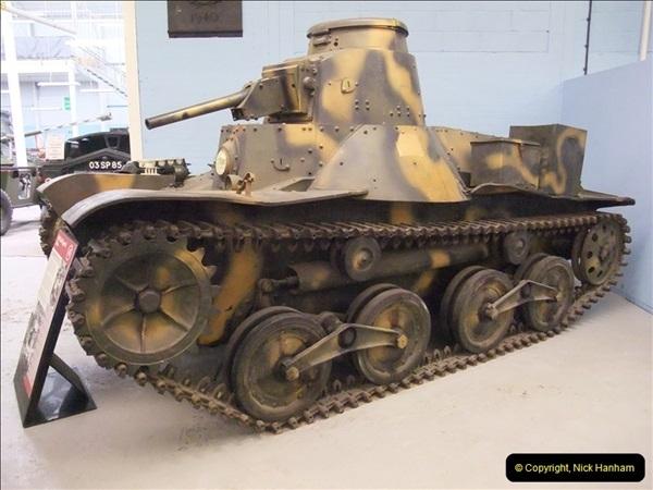 2013-05-16 The Tank Museum at Bovington, Wareham, Dorset.  (281)281