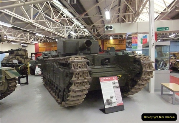 2013-05-16 The Tank Museum at Bovington, Wareham, Dorset.  (303)303