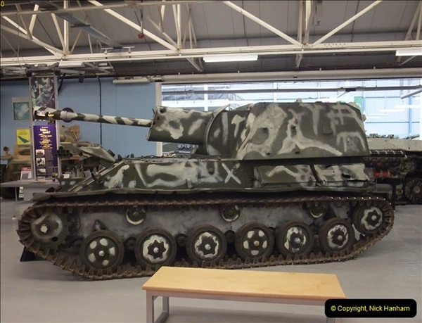 2013-05-16 The Tank Museum at Bovington, Wareham, Dorset.  (313)313