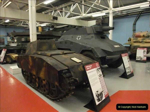 2013-05-16 The Tank Museum at Bovington, Wareham, Dorset.  (316)316