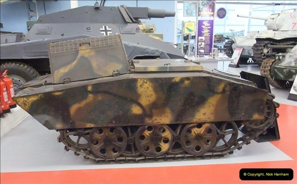 2013-05-16 The Tank Museum at Bovington, Wareham, Dorset.  (317)317