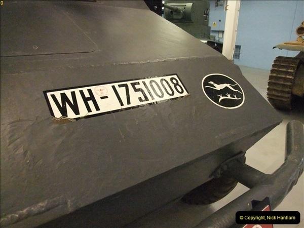 2013-05-16 The Tank Museum at Bovington, Wareham, Dorset.  (319)319