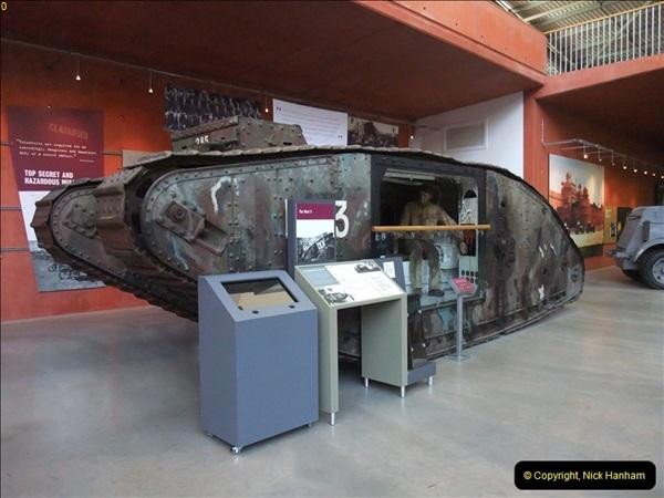 2013-05-16 The Tank Museum at Bovington, Wareham, Dorset.  (35)035