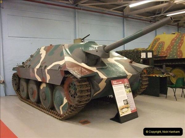 2013-05-16 The Tank Museum at Bovington, Wareham, Dorset.  (362)362