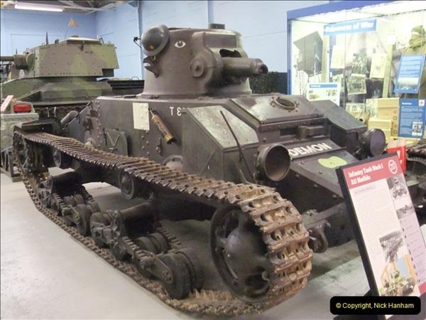 2013-05-16 The Tank Museum at Bovington, Wareham, Dorset.  (363)363