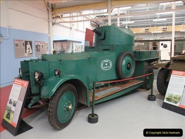 2013-05-16 The Tank Museum at Bovington, Wareham, Dorset.  (372)372