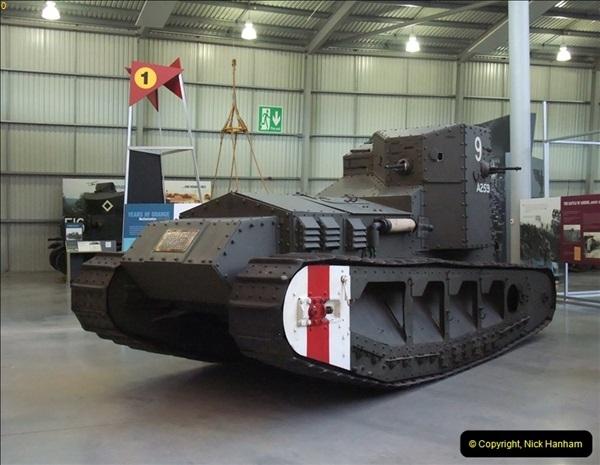 2013-05-16 The Tank Museum at Bovington, Wareham, Dorset.  (38)038