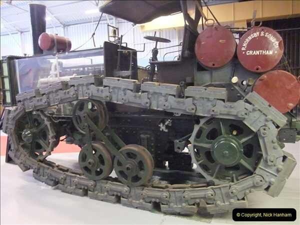 2013-05-16 The Tank Museum at Bovington, Wareham, Dorset.  (424)424