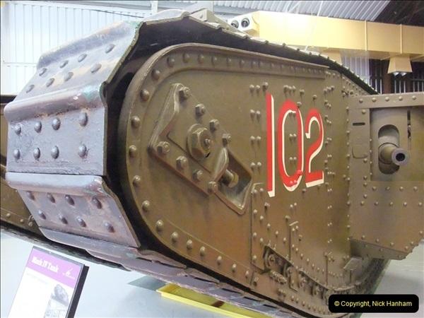 2013-05-16 The Tank Museum at Bovington, Wareham, Dorset.  (428)428