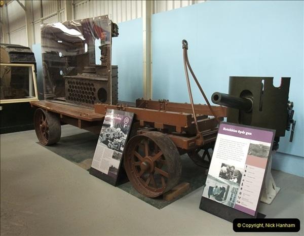 2013-05-16 The Tank Museum at Bovington, Wareham, Dorset.  (432)432