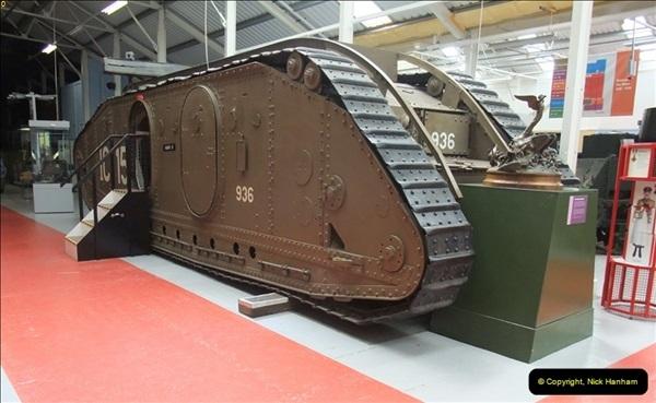 2013-05-16 The Tank Museum at Bovington, Wareham, Dorset.  (436)436