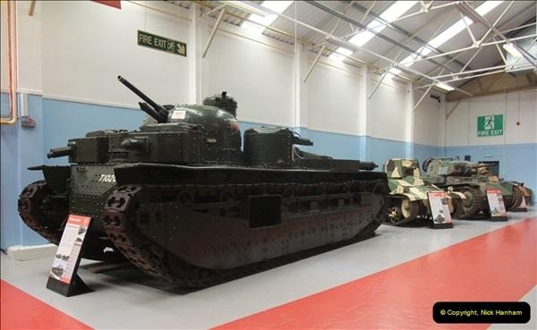 2013-05-16 The Tank Museum at Bovington, Wareham, Dorset.  (440)440