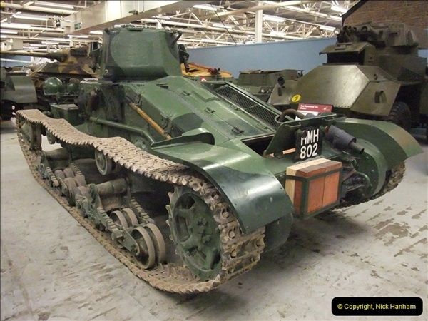 2013-05-16 The Tank Museum at Bovington, Wareham, Dorset.  (449)449