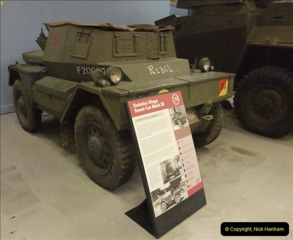 2013-05-16 The Tank Museum at Bovington, Wareham, Dorset.  (453)453