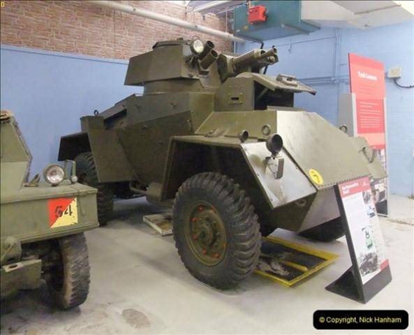 2013-05-16 The Tank Museum at Bovington, Wareham, Dorset.  (454)454