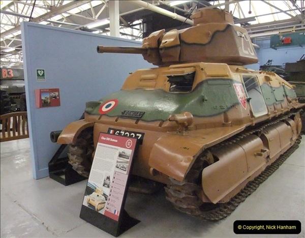 2013-05-16 The Tank Museum at Bovington, Wareham, Dorset.  (456)456