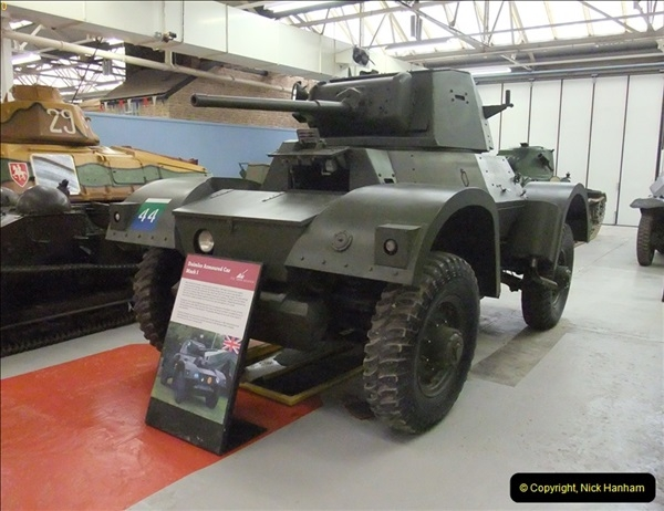 2013-05-16 The Tank Museum at Bovington, Wareham, Dorset.  (461)461