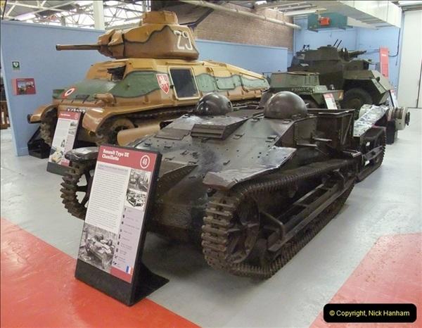 2013-05-16 The Tank Museum at Bovington, Wareham, Dorset.  (462)462