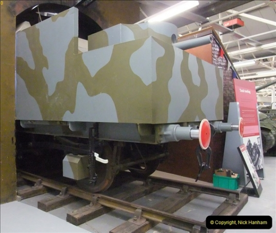 2013-05-16 The Tank Museum at Bovington, Wareham, Dorset.  (467)467