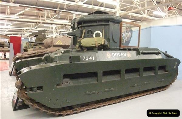 2013-05-16 The Tank Museum at Bovington, Wareham, Dorset.  (484)484