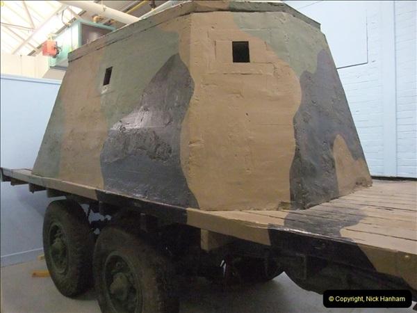 2013-05-16 The Tank Museum at Bovington, Wareham, Dorset.  (487)487