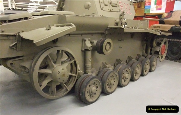 2013-05-16 The Tank Museum at Bovington, Wareham, Dorset.  (494)494