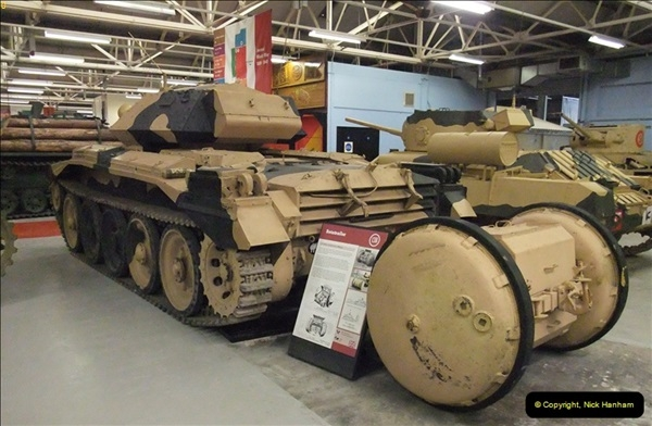 2013-05-16 The Tank Museum at Bovington, Wareham, Dorset.  (499)499