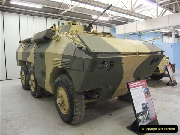 2013-05-16 The Tank Museum at Bovington, Wareham, Dorset.  (506)506