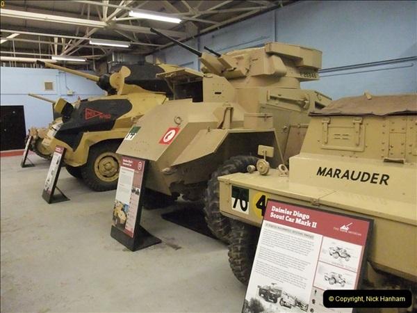 2013-05-16 The Tank Museum at Bovington, Wareham, Dorset.  (509)509