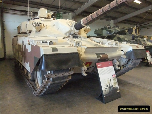 2013-05-16 The Tank Museum at Bovington, Wareham, Dorset.  (518)518