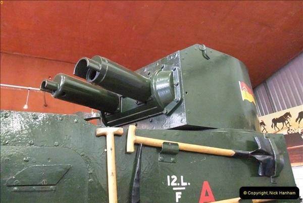 2013-05-16 The Tank Museum at Bovington, Wareham, Dorset.  (53)053