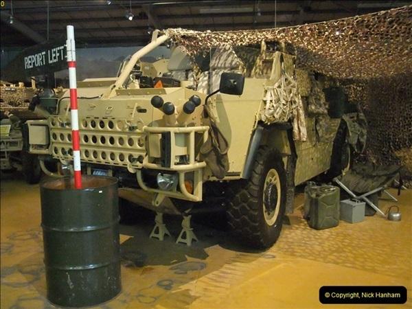 2013-05-16 The Tank Museum at Bovington, Wareham, Dorset.  (541)541