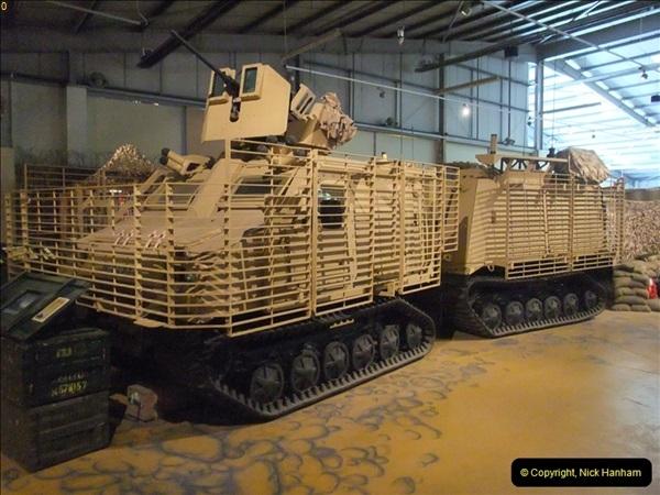2013-05-16 The Tank Museum at Bovington, Wareham, Dorset.  (550)550