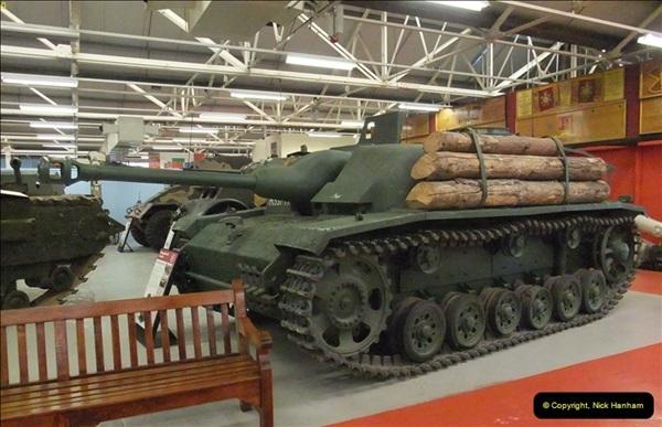 2013-05-16 The Tank Museum at Bovington, Wareham, Dorset.  (581)581