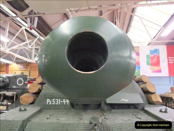 2013-05-16 The Tank Museum at Bovington, Wareham, Dorset.  (582)582