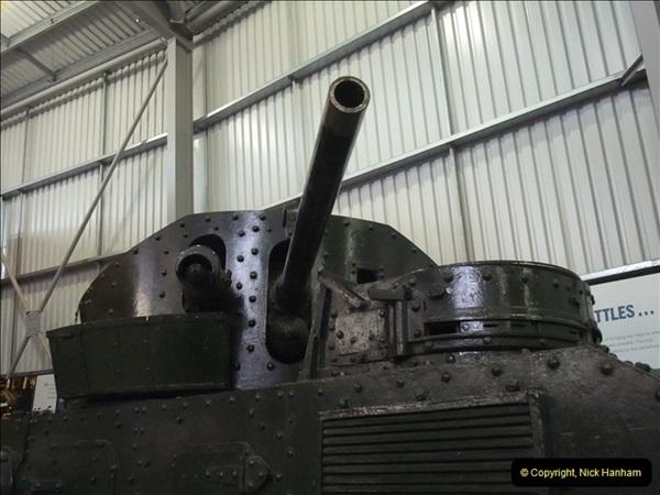 2013-05-16 The Tank Museum at Bovington, Wareham, Dorset.  (61)061
