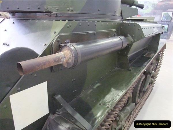 2013-05-16 The Tank Museum at Bovington, Wareham, Dorset.  (70)070