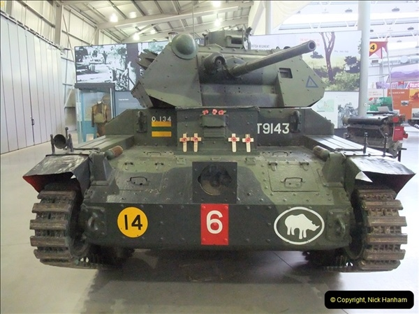 2013-05-16 The Tank Museum at Bovington, Wareham, Dorset.  (71)071