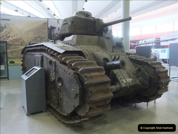 2013-05-16 The Tank Museum at Bovington, Wareham, Dorset.  (80)080