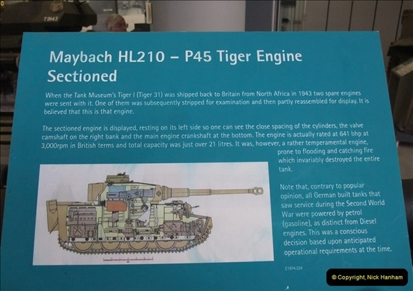 2013-05-16 The Tank Museum at Bovington, Wareham, Dorset.  (97)097