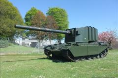 2013-05-16 The Tank Museum at Bovington, Wareham, Dorset.  (3)003
