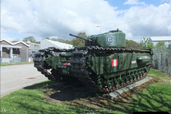2013-05-16 The Tank Museum at Bovington, Wareham, Dorset.  (4)004
