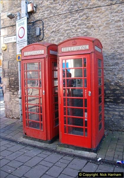 Telephone Boxes UK 2