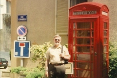 Telephone Boxes UK 1