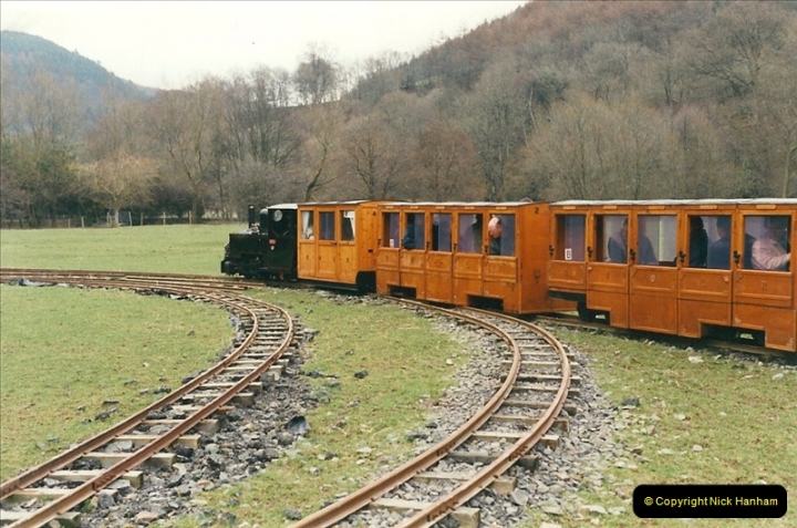 2000-03-10 Rhiw Valley Railway, North Wales.  (16)022
