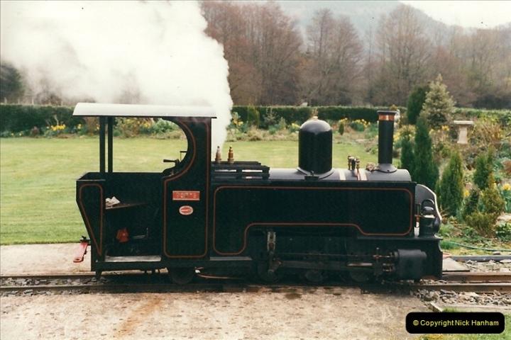 2000-03-10 Rhiw Valley Railway, North Wales.  (3)009